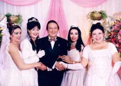 Le parti Pour l'Ouverture et la Fidélité Polygamie2