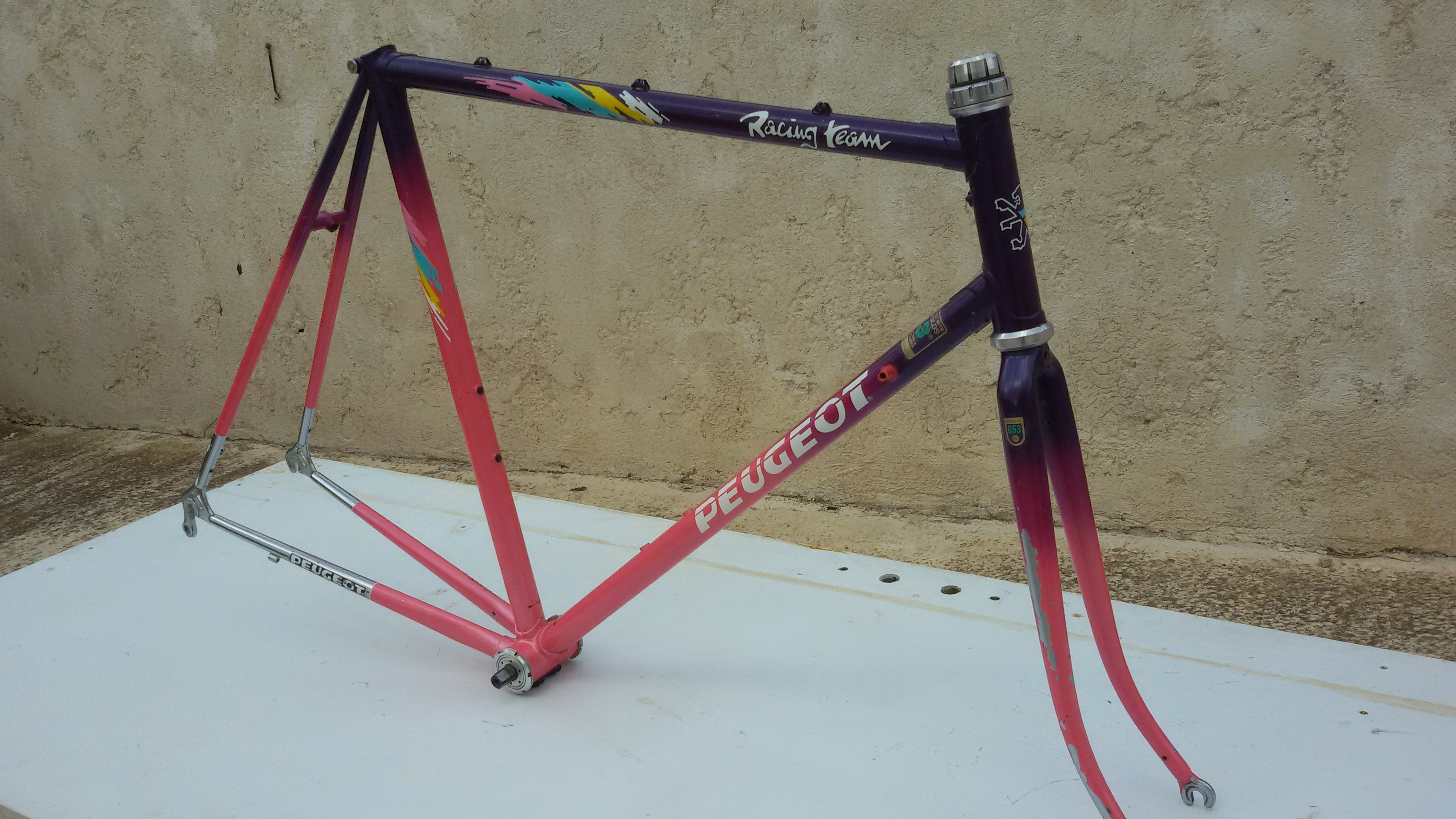 Peugeot Racing Team Reynolds 653 - taille 54 7cilwcnepd