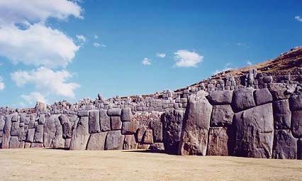 La gran Pirámide de Egipto, podría no ser una pirámide. Sacsayhuaman