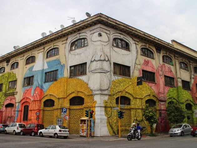 Pittura e scultura - Pagina 7 Blu-Fronte-del-Porto_630