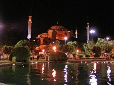 Los destinos elegidos para visitar en 2013 Estambul