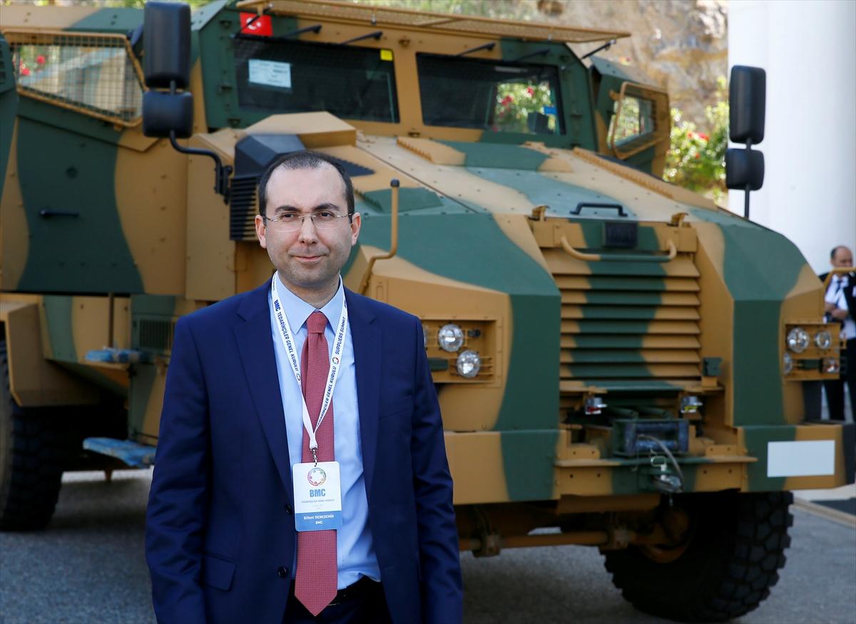 """شركة تركية لتصنيع الأسلحة تطرح عربة مصفحة جديدة في معرض """"الصناعات الدفاعية بإسطنبول"""" 20170509_2_23556749_21875220_web"""