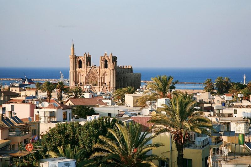 غيرنة ملاذ سياحي هادئ في شمال قبرص التركية 88_1