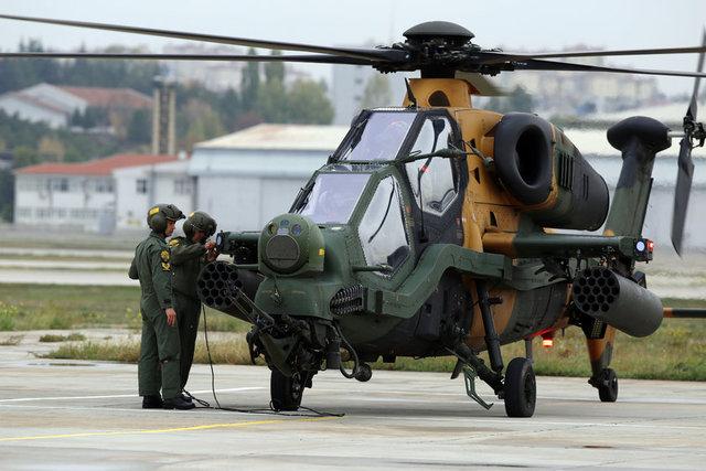 """""""أسيلسان"""" تلبي احتياجات تركيا من المروحيات Atak4"""