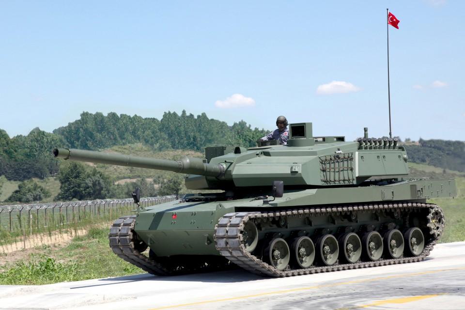 شركة BMC تفوز بعقد لانتاج الدفعه الاولى من دبابات ALTAY Ldbb