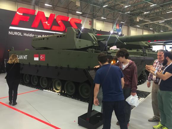تقرير: تركيا ستصبح من أكبر مصدري الصناعات العسكرية إلى آسيا والباسيفيك Slh_1
