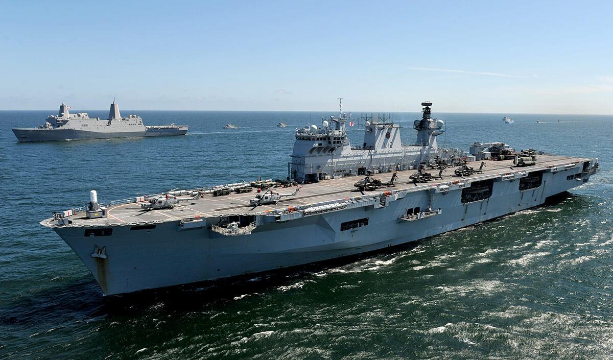 تركيا تُبدي اهتمامها بشراء حاملة طائرات HMS Ocean  من المملكة المتحدة Swr_ryysy_156