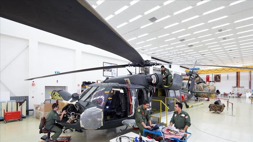 """مستشارية الصناعات الدفاعية التركية توقع اتفاقا لتصنيع مروحيات """"بلاك هوك 109"""" Thumbs_b_c_c5facbadca07fd90ad2c5ebd454af814"""