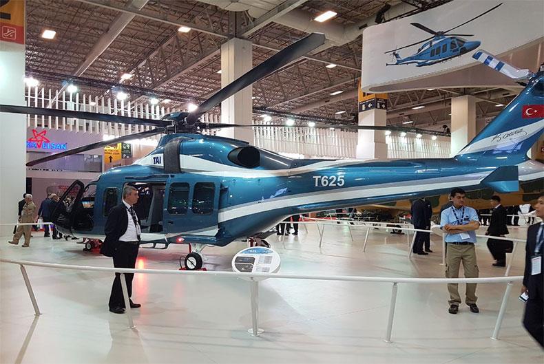 أول ظهور للمروحية التركية TAI T-625 Helikopter3_86