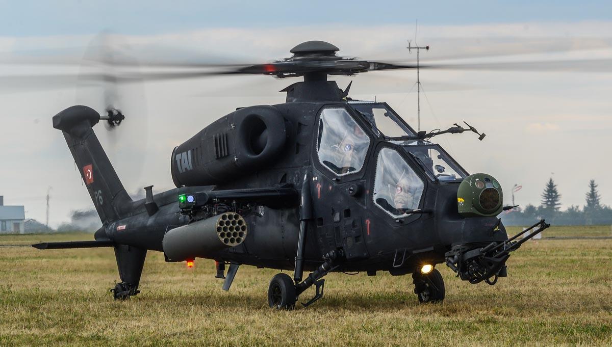 """""""أسيلسان"""" تلبي احتياجات تركيا من المروحيات T129atak-radom-2"""