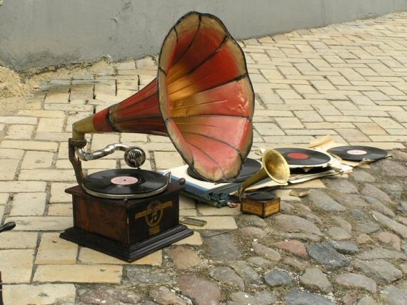 Gramafon Gramophone-1