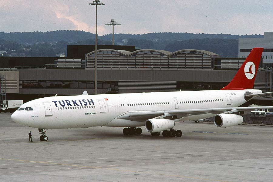 Turkish Airlines Turkish-airlines