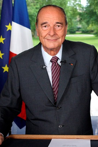 ¿Cuánto mide Jacques Chirac? - Altura - Real height Turquie-jacques-chirac