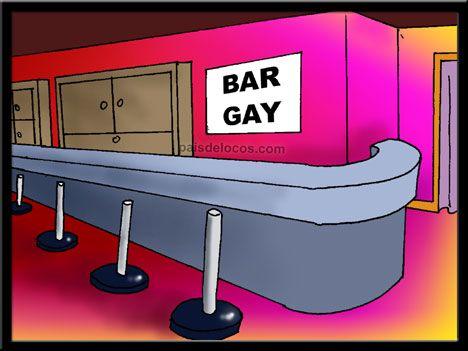 HUMOR ESCRITO Y GRÁFICO Como-es-un-bar-gay