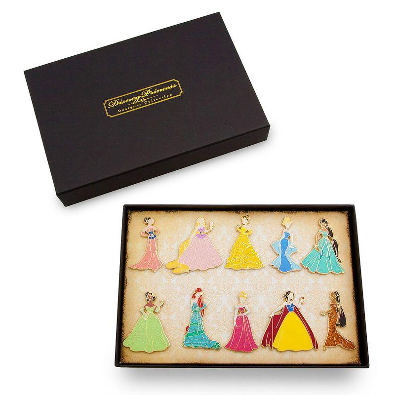 Disney Princess Designer Collection (depuis 2011) Pins-Disney-Princess-Designer-Collection