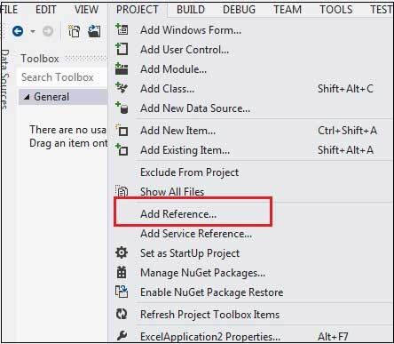 إدراج صور كخلفية في مصنف Excel من خلال VB.NET  Vb.net_excel_sheet1