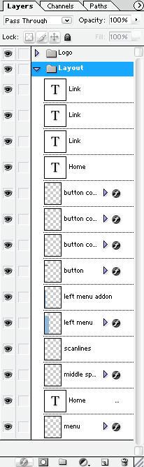 Photoshop tutorijali preuzeti s neta Photoshop-weblayout14