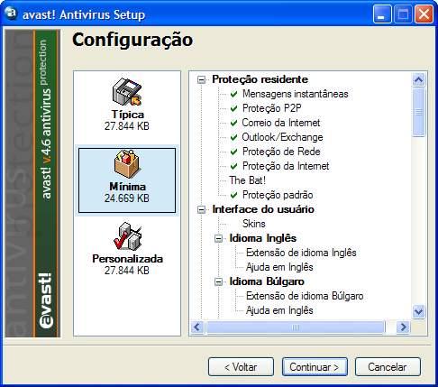 Como instalar o Avast Antivírus? Instalando-avast-1