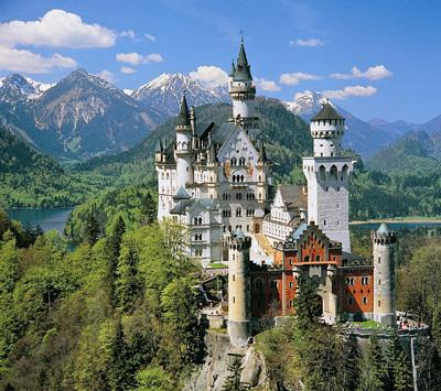 Il castello di Gara 38 Castello-neuschwanstein2