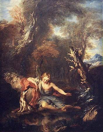 Mitovi i legende Narcis