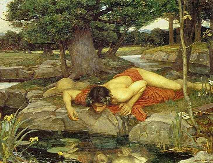 Mitovi i legende Narcis1