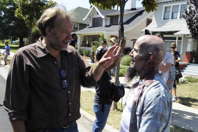 The Walking Dead [ Todo sobre la serie ] Nicotero-TWD
