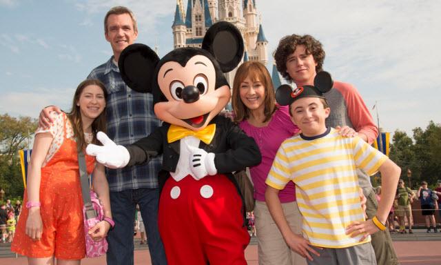 Les parcs Disney dans les séries TV et les films The-middle14