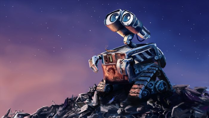 The United States of the Solar System, A.D. 2133 (Book Ten) - Page 32 Wall-E