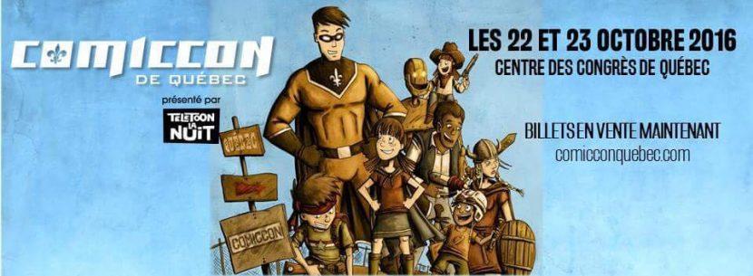 Conventions au Québec: Qui sera de la partie? - Comiccon, ToyCon, Retro Expo, Nostalgie, FantastiCon, G-Anime, etc. - Page 9 14355552_1091132337641771_2876533553783671075_n-830x305