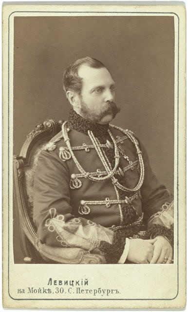 Tzar Alexander II.  El Tzar Reformador. - Página 5 AlexanderII-LOC-2