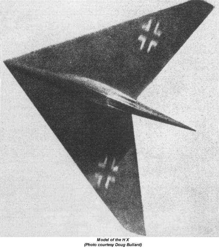 """Aviones """"curiosos"""" de la SGM - Página 2 Ho_x_model_1"""