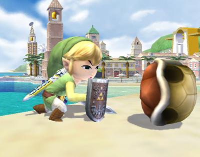 Toon Link , Le Personnage de L'éspoir Orig2