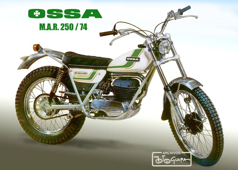 La Ossa de la gasolinera Ossa1973g