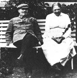 """""""La educación de la juventud"""" - libro de Nadeshda Krupskaya (aparece en distintos lugares de la red con el título: La educación comunista) Ruskrupskaya2-51b19f1c45f74_260x264"""