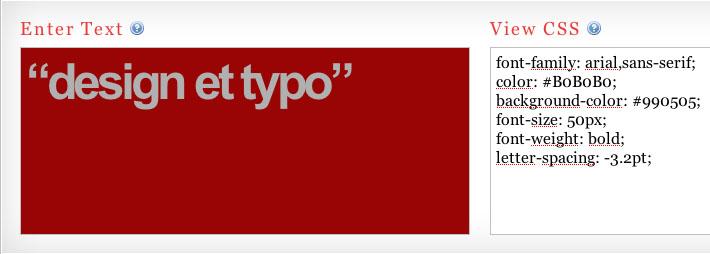 facile la typo sur le net ! Css_typeset_2