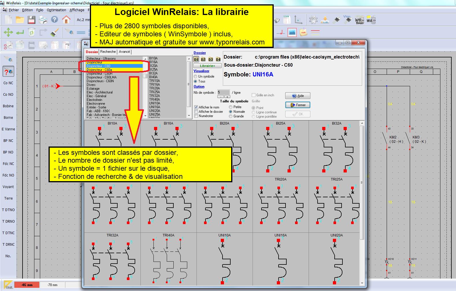 البرنامج المحترف في رسم الدارات الكهربائية والمنطقية WinRelais 1.0 Wr_ecran3_grand