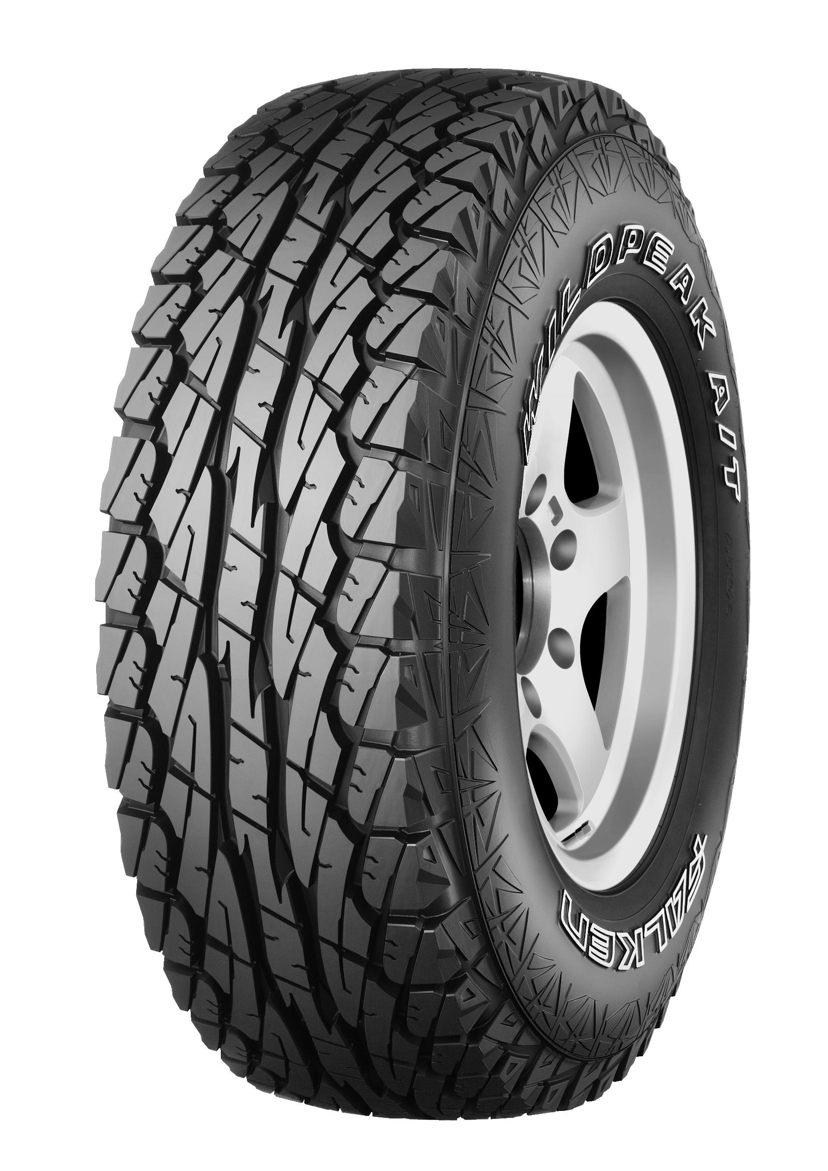 SUV tyres for Vitara Falken-Wildpeak-WP-AT01
