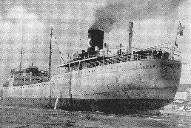 Wolfpack Monsun, U-Boot dans l'océan Indien Charlotte
