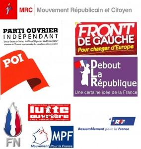 UPR Asselineau: parti politique qui dit des choses passionnantes sur l'€mpire... QF-logos-des-partis-284x300