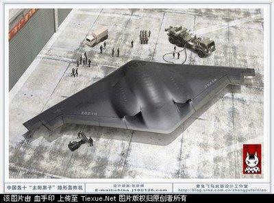 5 طرق يمكن أن تساعد روسيا الصين لتصبح أكثر خطورة Chinese-H-8Stealth-bomber