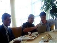 Communication au colloque international EAPPC 2010 en Corée 11102010855-200x150