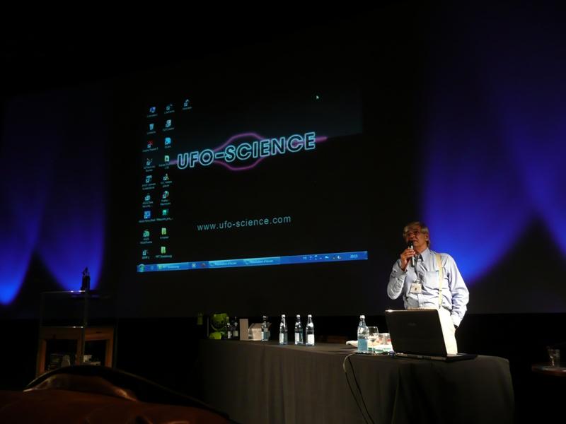 L'équipe d'UFO-Science sera présente au Congrès international de Strasbourg - Page 3 JP-Petit_conference