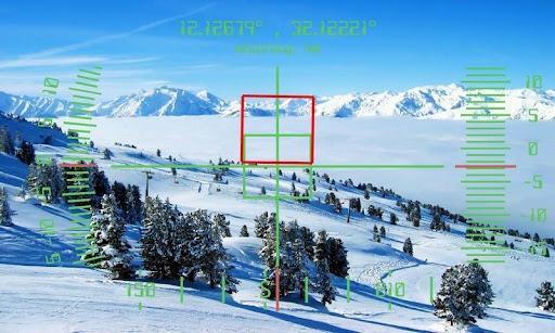 Test d'un nouveau logiciel de prise de vue géolocalisée Geocam1