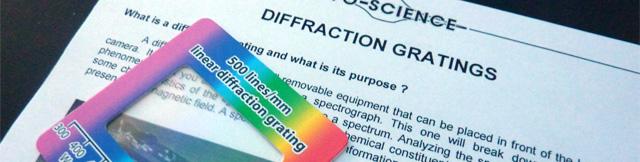 Un nouveau moyen d'obtenir votre réseau de diffraction Bonnette-diapo3