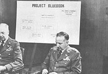 Se publican documentos de avistamientos de OVNIS en EEUU tras la 2ª Guerra Mundial Bluebook