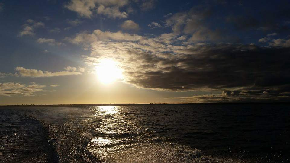 UFO News ~ 9/02/2015 ~ Glowing Cluster Of UFOs During Sunset Over Baltic Sea and MORE A12