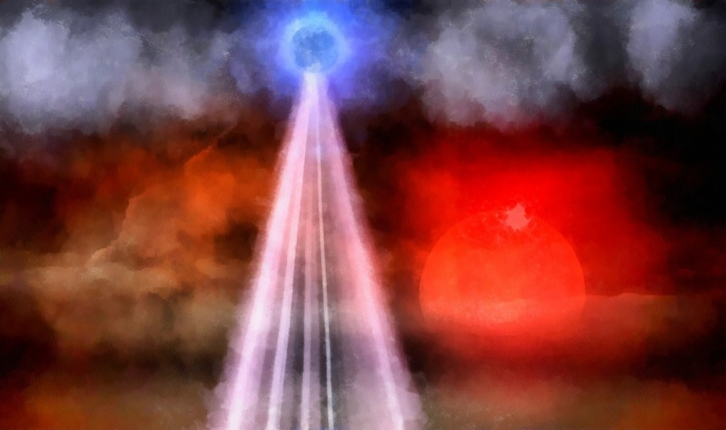 UFO Hits Earth – Whilst Strange Metal Orbs Are Falling Around Us? A33-1024x607
