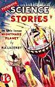 Flying Saucers In Popular Culture - Magazines Tn_FuturisticScienceStories01-1950