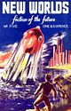 Flying Saucers In Popular Culture - Magazines Tn_NewWorlds1949