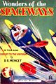 Flying Saucers In Popular Culture - Magazines Tn_WondersOfTheSpaceways01-1950